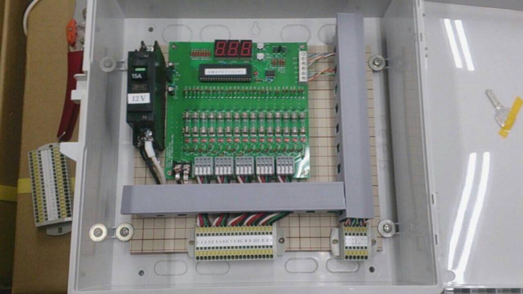 DC12v基盤